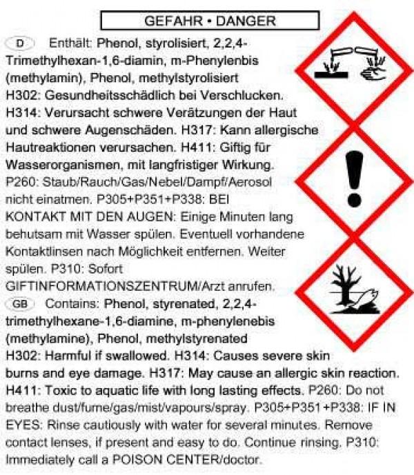 R&G Epoxydharz L + Härter S